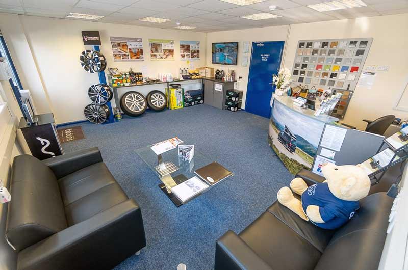 Bodans VW Campervan Sales Showroom