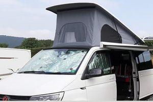 VW Thermal Cab Screen