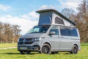 VW T6.1 SWB 4 Berth Campervan – NOW SOLD