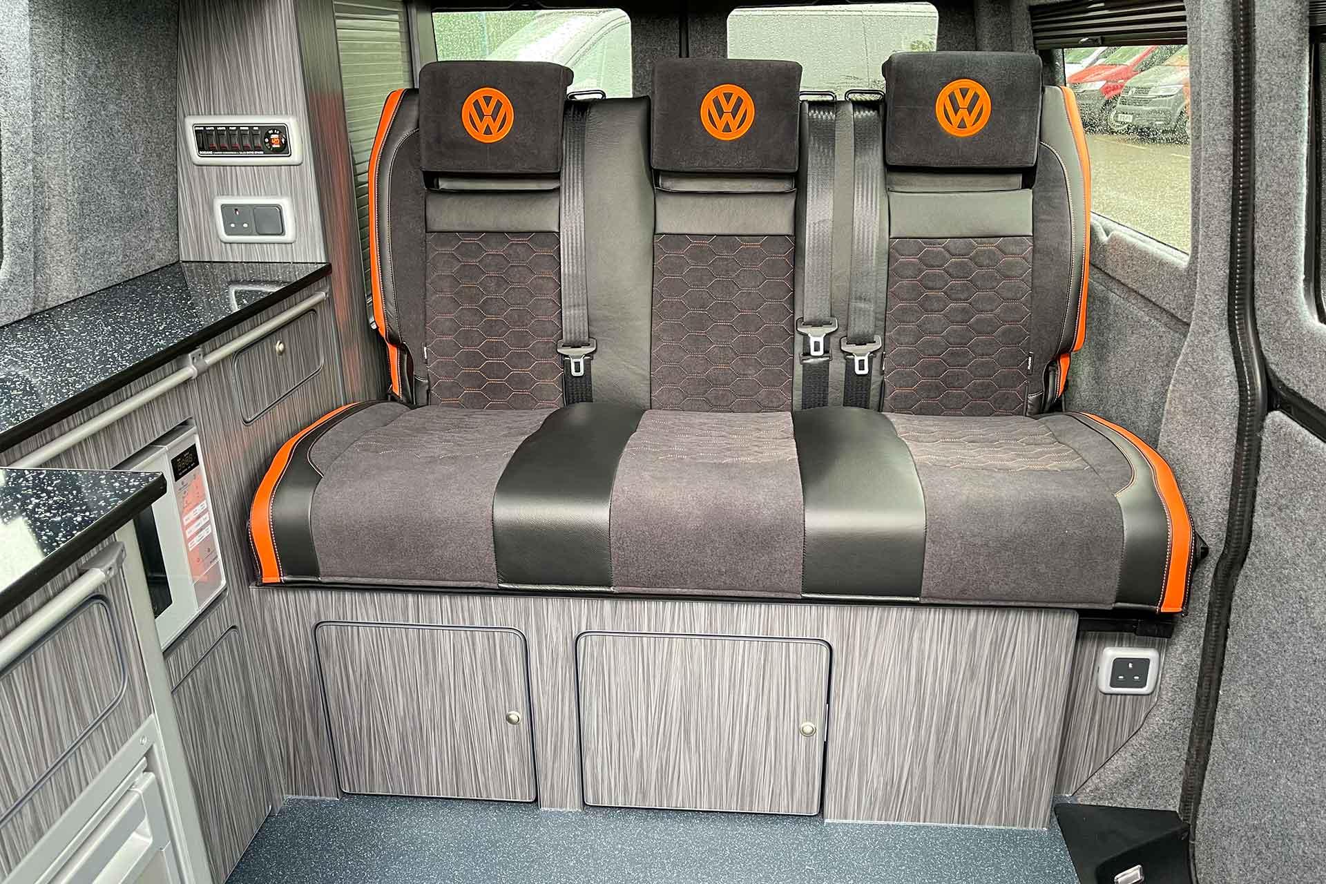 RIB Altair Bed For VW Campervan