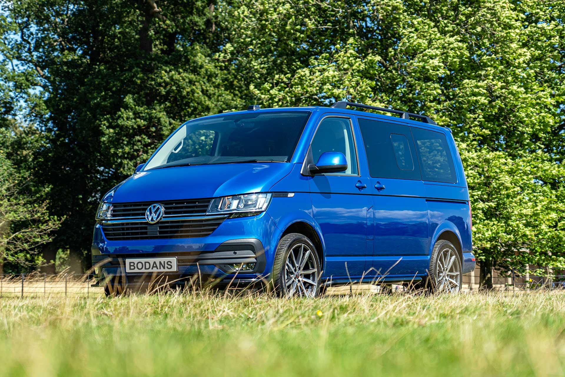 New VW T6.1 Kombi Van For Sale