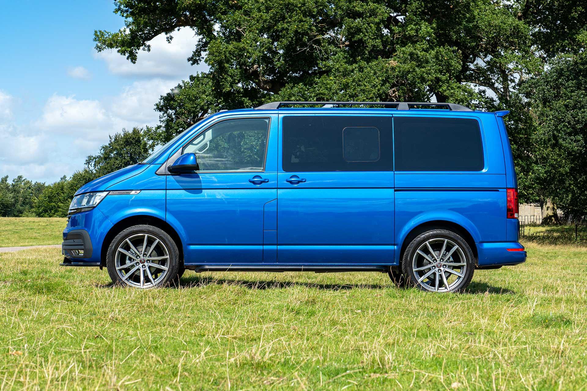 Brand New VW Kombi Vans For Sale