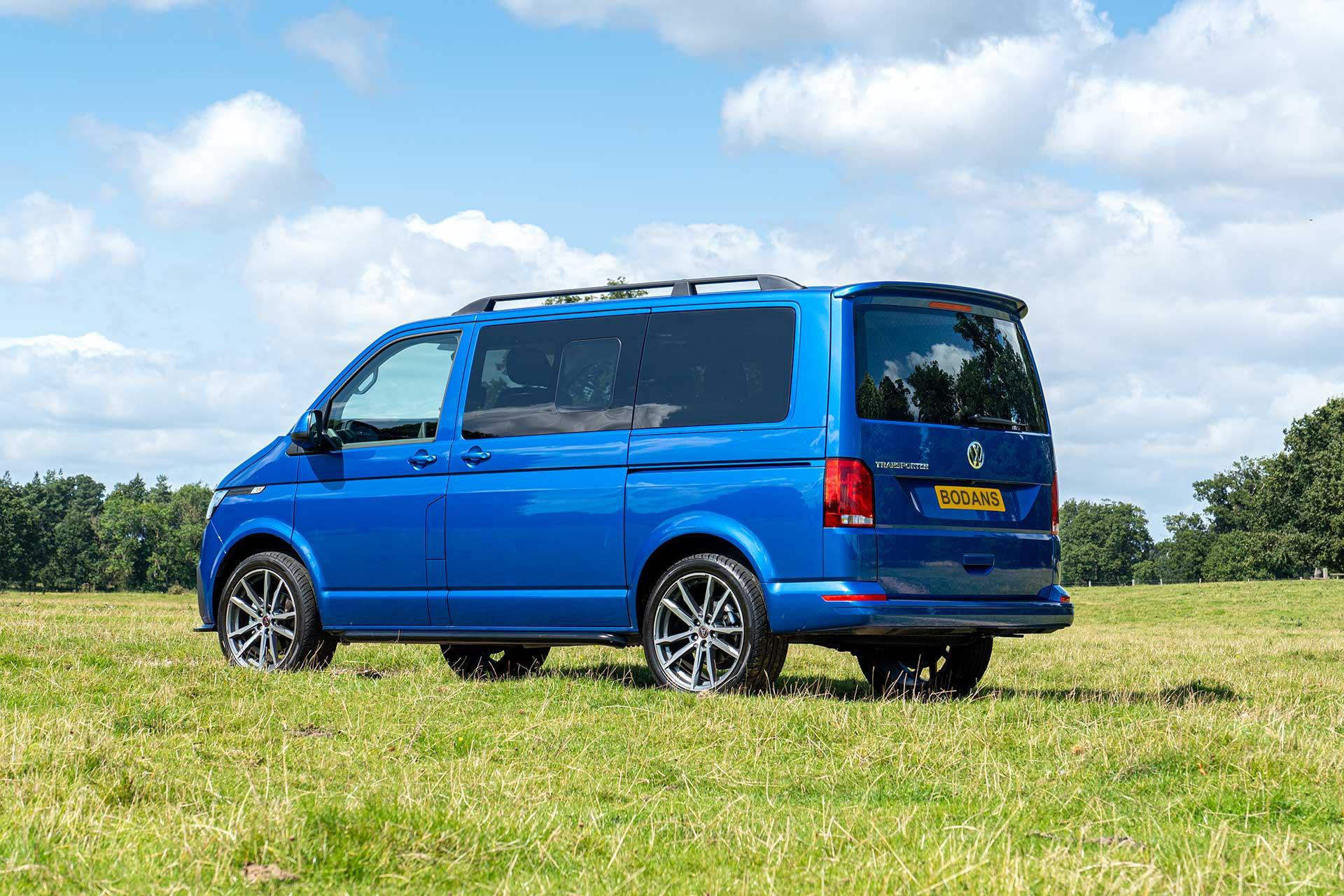 New VW Kombi Vans For Sale Shropshire