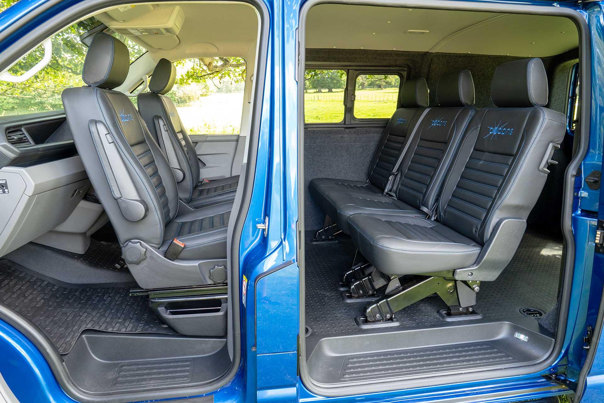 VW Kombi Van Conversions