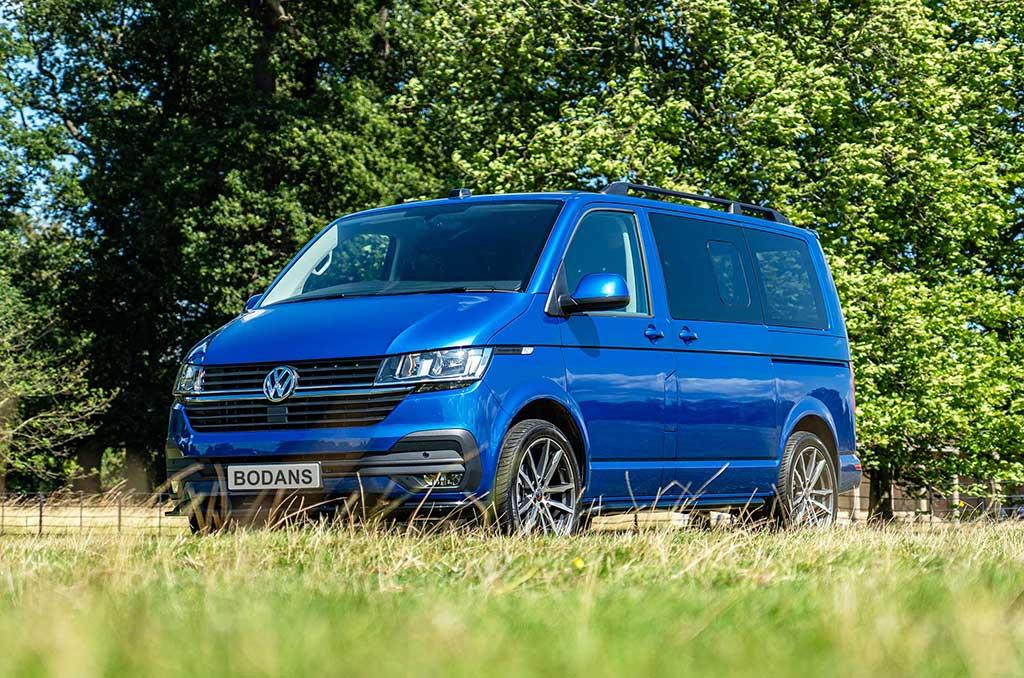 Buy New VW Transporter Kombi Van From Bodans