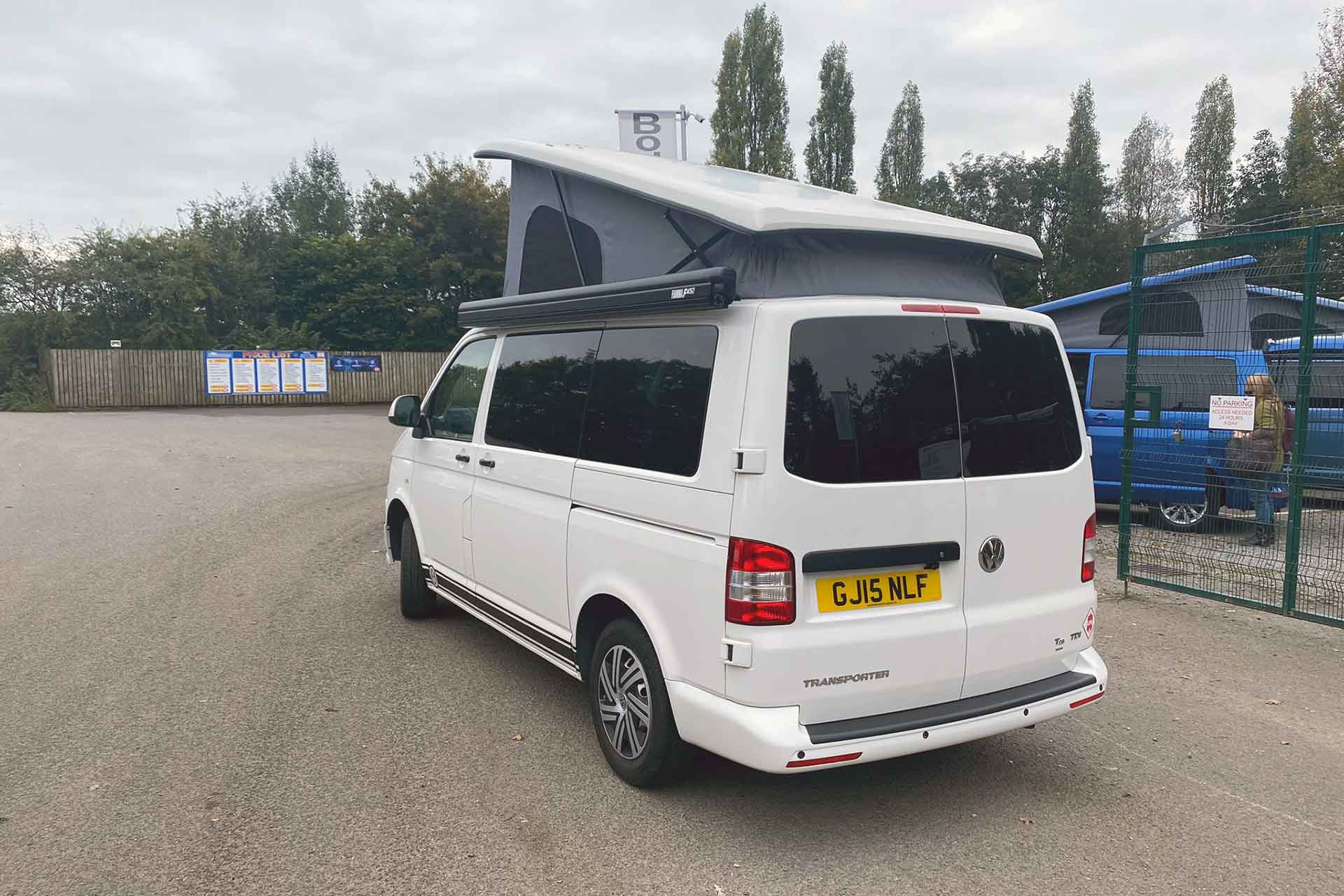 Fiamma Awning For VW Campervan